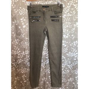 Black and Tan Checkered Pants